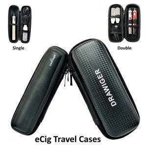 eGo Electronic Cigarette Travel Case Rigid Zipper Case
