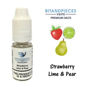Strawberry lime and pear