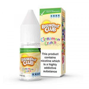 Cinnamon Crunch salts