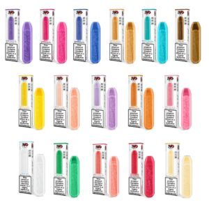 BAR Disposable Pen by IVG