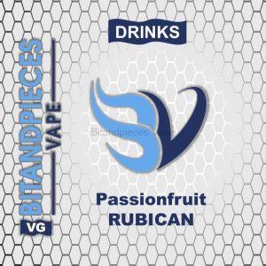 Passionfruit Rubican shortfill