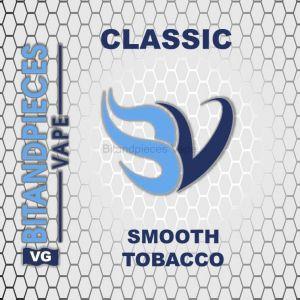 smooth tobacco shortfill