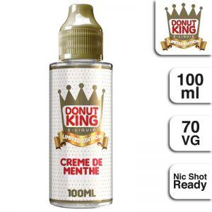 Donut King Creme De Menthe