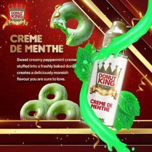 Donut King Creme De Menthe 1