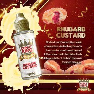 Rhubarb & Custard 1