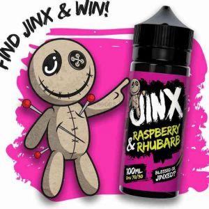 Jinx - Raspberry & Rhubarb t