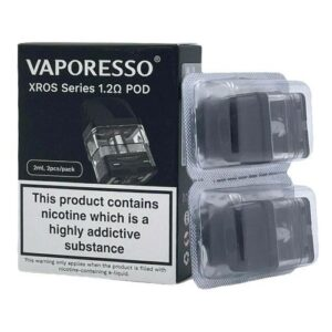 Replaceable 1.2ohm Pod for the Vaporesso XROS Mini pod kit